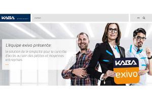 Kaba Exivo, partenaire de Swisscom.