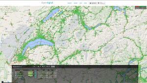 Mesures par les utilisateurs: Sunrise propose le réseau 4G/LTE le plus rapide de Suisse!