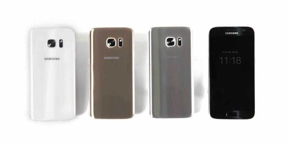 Les Samsung Galaxy S7 et Galaxy S7 edge bientôt sous Android 7.0 Nougat.