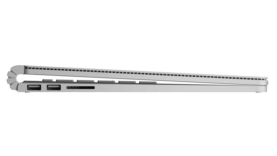 Microsoft Surface Book.