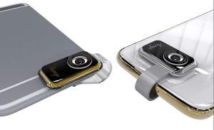 Nurugo: le microscope pour smartphones.
