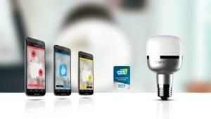 ComfyLight: l'ampoule qui simule votre présence.