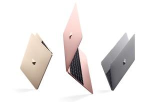Apple rafraîchit son magnifique MacBook
