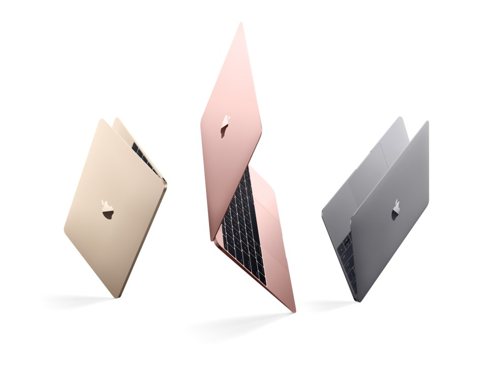 Le MacBook 2016 d'Apple.