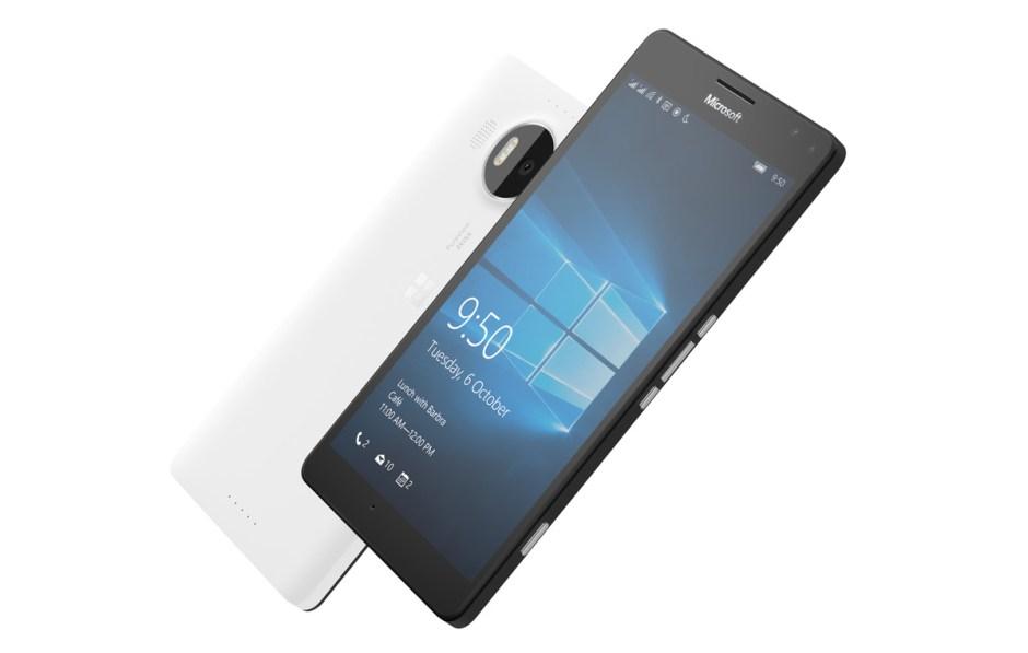 Microsoft Lumia 950 XL.