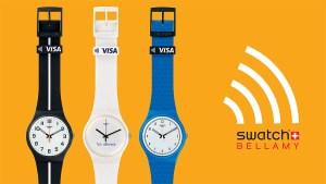 Paiements sans contact: la revanche du NFC avec les montres suisses?