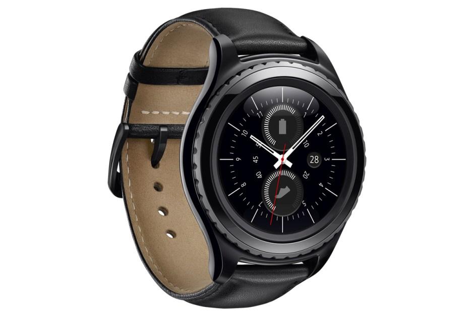 La Samsung Gear S2 Classic 3G est dotée d'une eSIM.