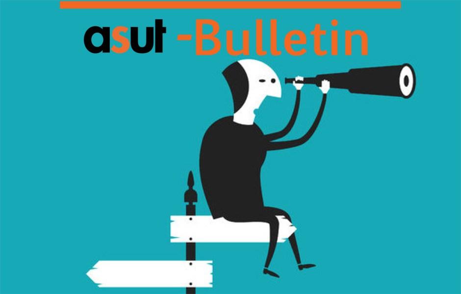 L'asut publie une copieuse newsletter.