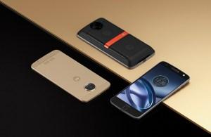 Moto dévoile le smartphone le plus fin au monde et des modules audio et projecteur