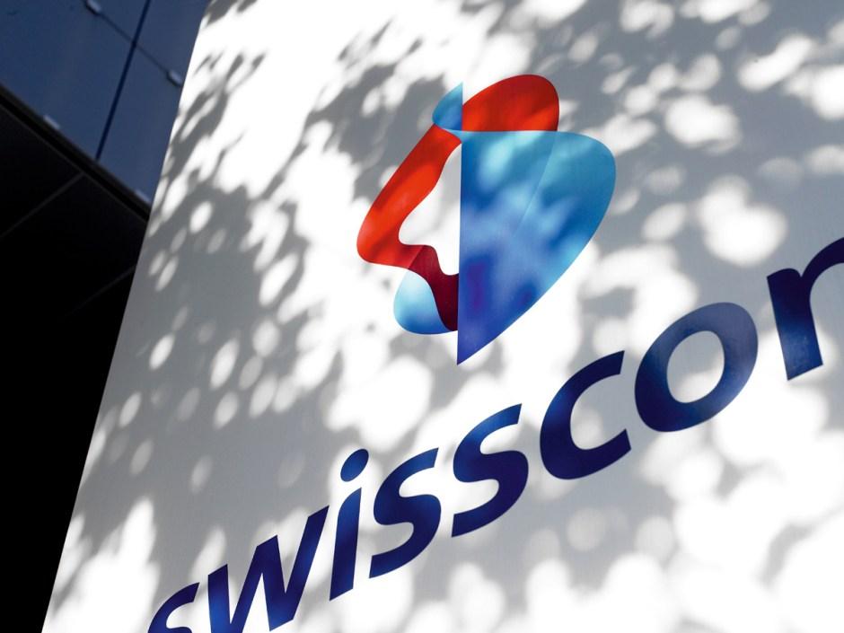 Swisscom entre ombre et lumière.