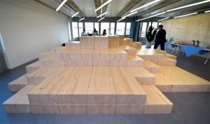 Swisscom inaugure son vaste bureau «Digital Lab» à l'EPFL