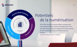 Informatique: comment Swisscom veut convaincre les entreprises de choisir ses services