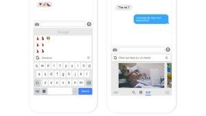 Clavier interactif: Google donne un coup de pouce à iOS d'Apple