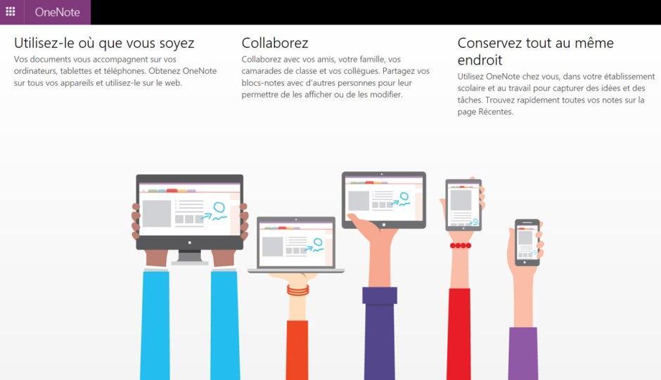 OneNote: un exemple de convergence numérique.