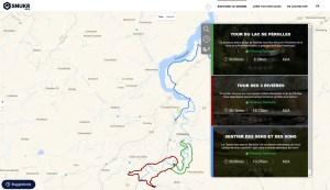 Snukr: une application touristique collaborative.