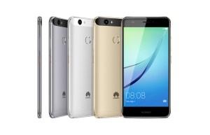 Le Huawei Nova présenté à l'IFA 2016.