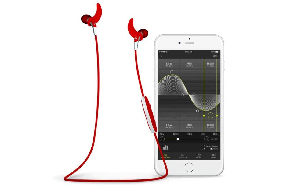 Jaybird Freedom: le test des écouteurs taillés pour les sportifs.