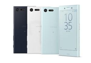 Le Sony Xperia X Compact.