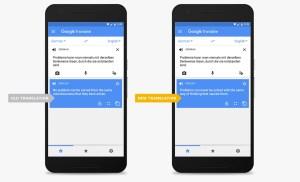Google lance la traduction automatique neurale. Petit test: Google traduit Google…