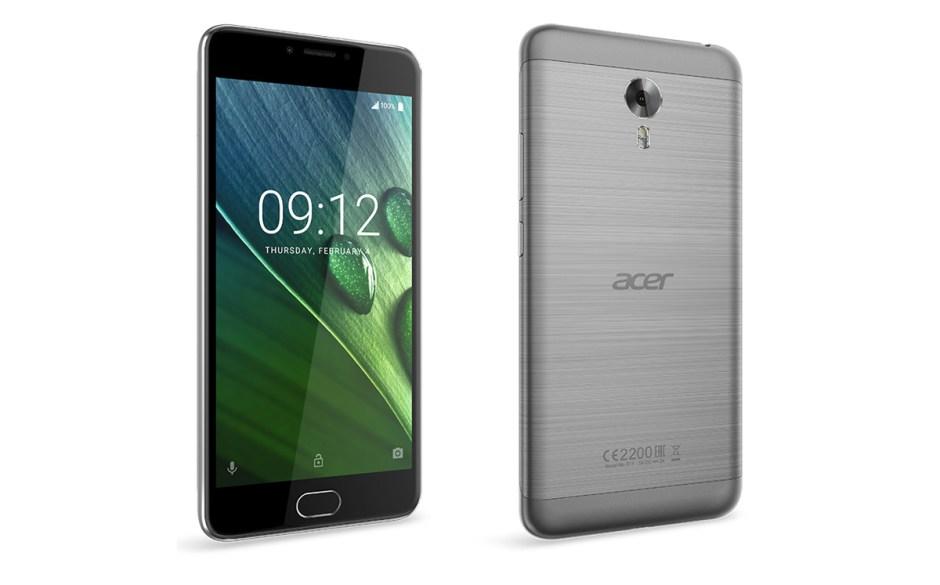 L'Acer Liquid Z6 Plus.