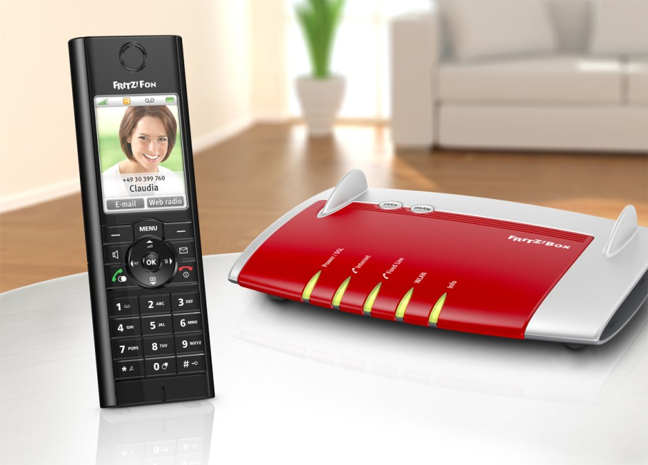 Un combiné avec un écran couleur de qualité et ses contacts synchronisés (avec la photo). Difficile chez Sunrise qui complique l'accès aux produits de Fritz, par exemple.