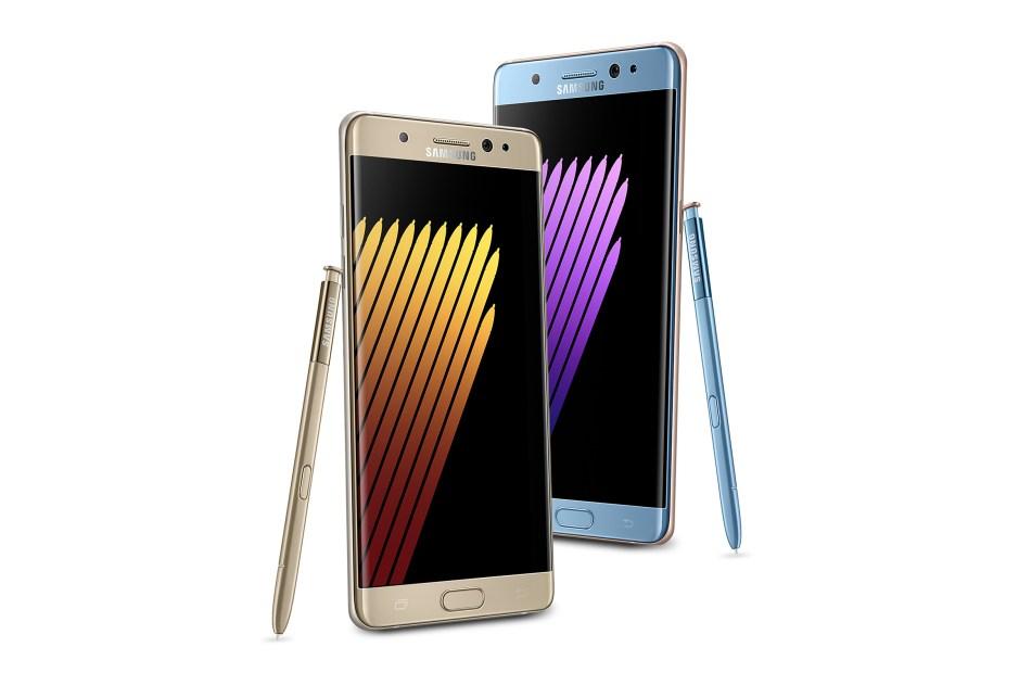 Galaxy Note 7: Samsung organise une conférence de presse pour expliquer son caractère explosif.