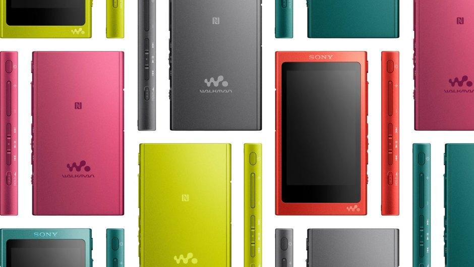 L'autonomie du Walkman NW-A35 de Sony se rapproche de 45 heures (MP3) ou 30 heures (Hi-Res Audio).