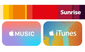 Sunrise Pay désormais disponible avec Apple…