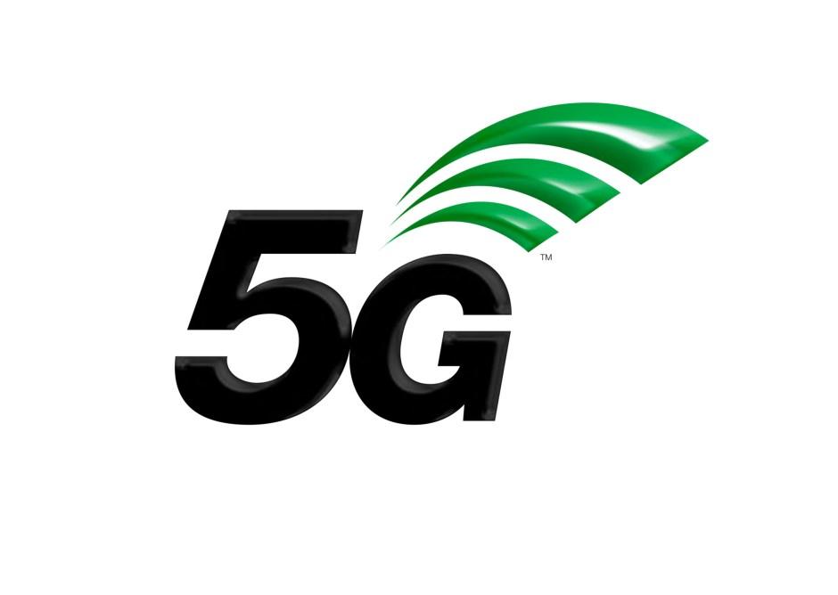 Le logo officiel de la 5G.