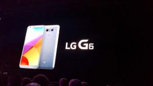 #MWC17: LG présente en détail son LG G6 à Barcelone