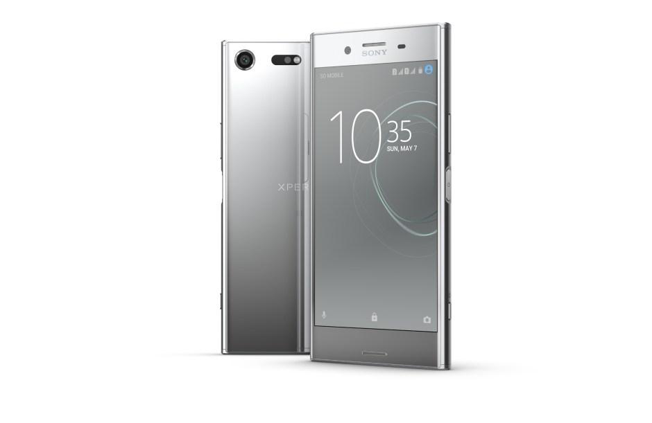 Sony Xperia XZ Premium, écran 5 pouces 4K, autofocus prédictif Motion Eye et super slow motion à 960 images par seconde. Dès fin mai pour 799 francs.