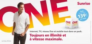 Démarrage et test de Sunrise One: 600 francs de moins que Swisscom. Gare aux pièges!