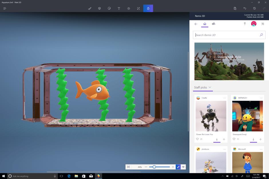 Windows 10 Creators Update: Microsoft poursuit prudemment la mise à jour.