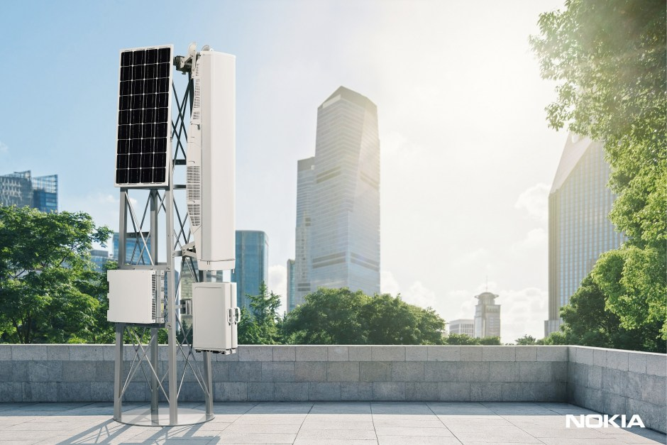 Réseaux mobiles: Nokia est confronté à la concurrence d'Ericsson, Huawei et Samsung.
