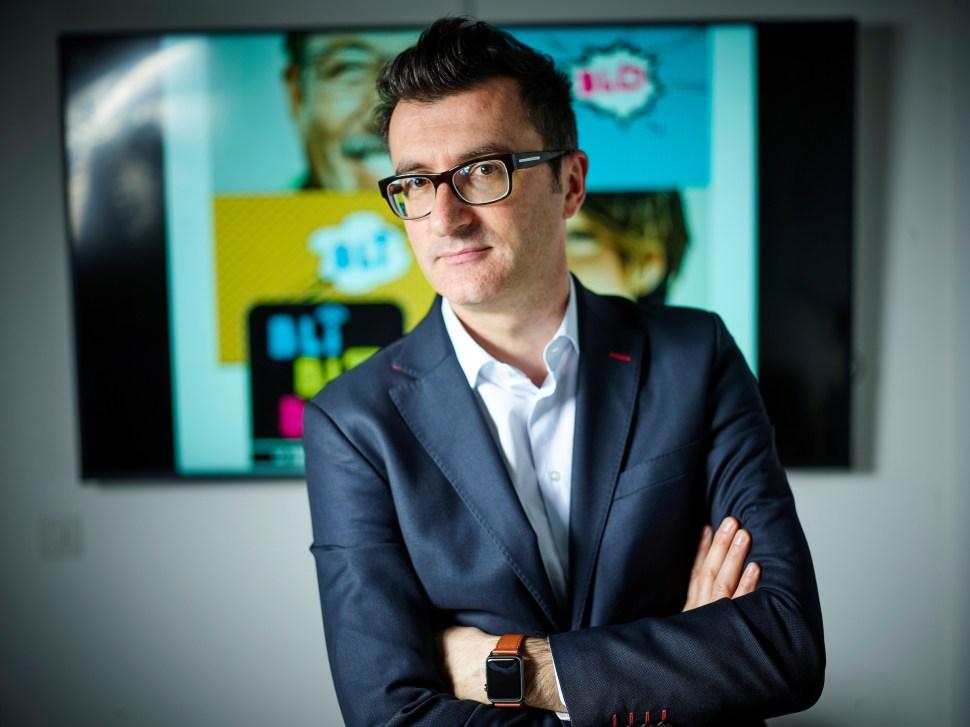 Christian Maret, directeur commercial de Netplus. Photo: Sedrik Nemeth.