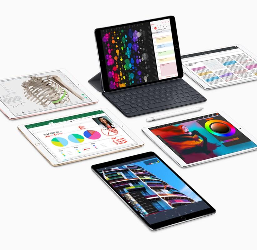 L'Apple iPad Pro et sa galaxie d'accessoires.