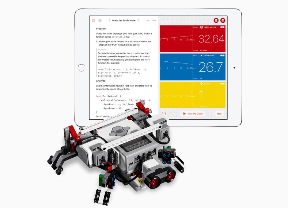 Apple Swift Playgrounds: pour pallier certains manques numériques de l'école publique...