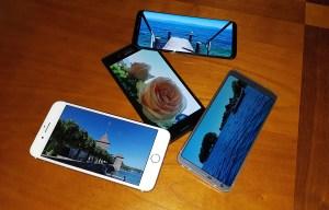 Test photo: Sony Xperia XZ Premium vs LG G6 vs Samsung Galaxy S8 vs iPhone 7 Plus