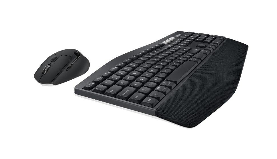 Logitech MK850 Performance: un ensemble clavier et souris sans fil polyvalent…