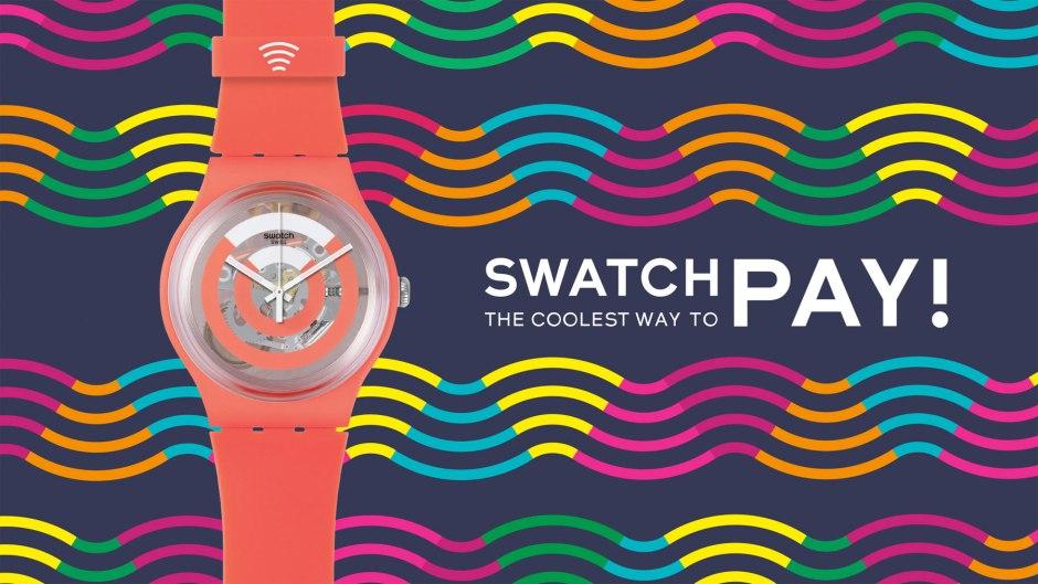 Swatch lance une nouvelle génération de Swatch Bellamy en Chine.