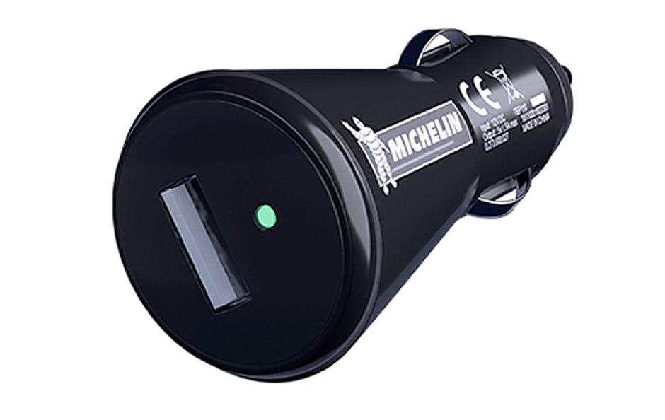 La solution de sécurité Safe-&-Drive du français Michelin est commercialisée 139 euros avec une année de services inclus, sans donner le détail pour la suite.