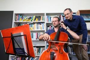 Création par des machines: lorsque l'intelligence artificielle donne le ton à l'EPFL!