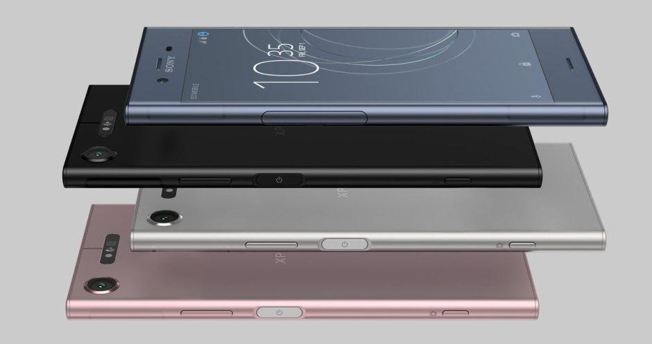 Le Sony Xperia XZ1 est capable de scanner des visages en 3D.