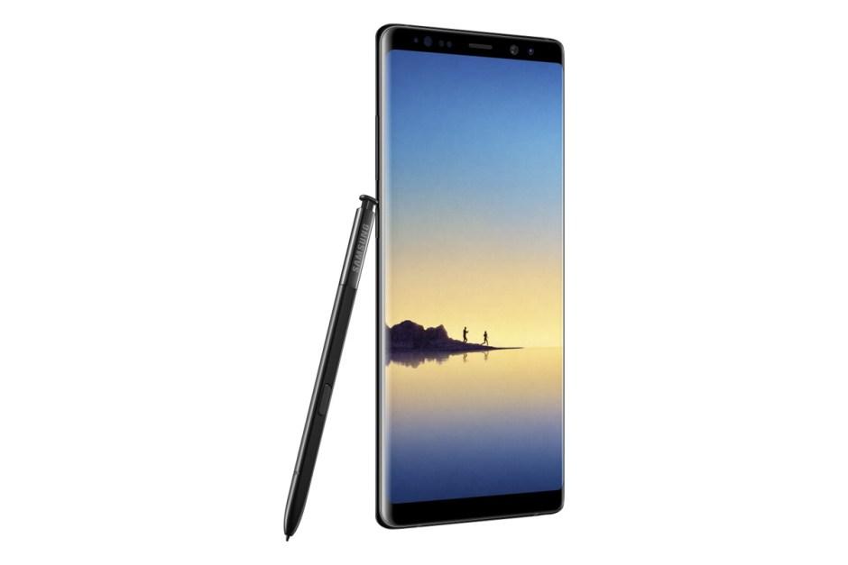 Test du Samsung Galaxy Note8: LA référence.