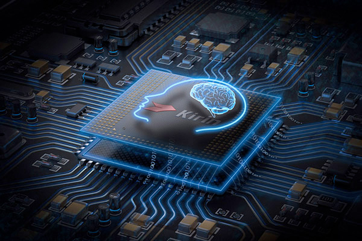Huawei propose sur ses processeurvdes circuits spécialement dédiés à l'intelligence artificielle.