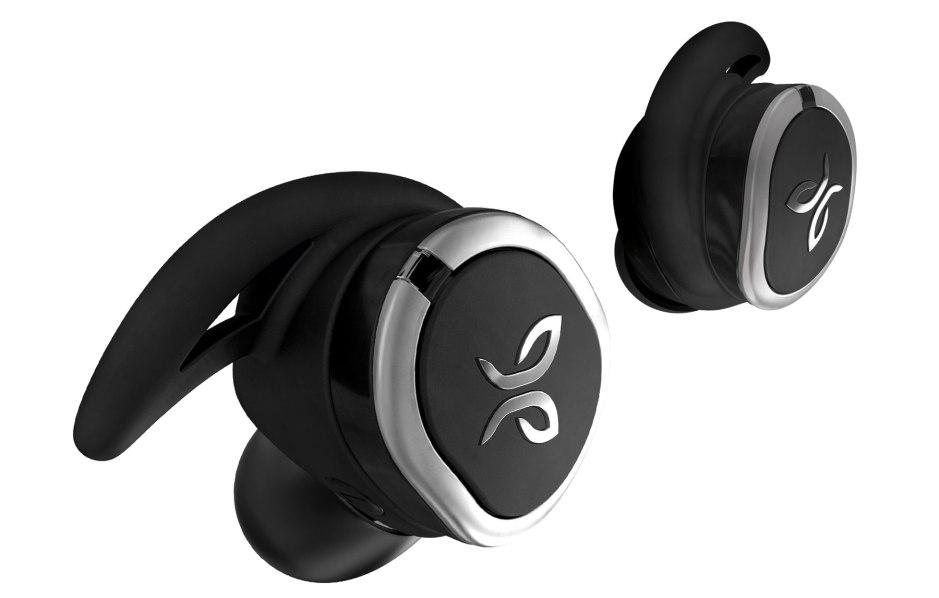 Sur l'oreille, les écouteurs Jaybird Run sont très légers et agréables.
