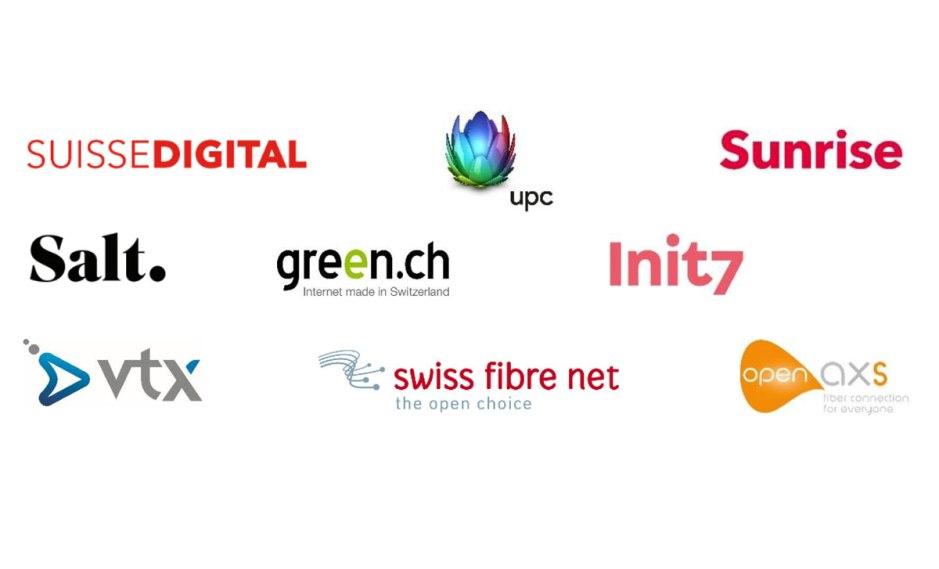 Swisscom seul face au Conseil fédéral, Salt, Sunrise, UPC...