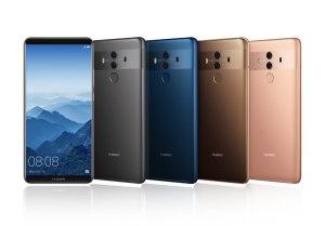 Huawei Mate 10 Pro: prise en mains et premières impressions