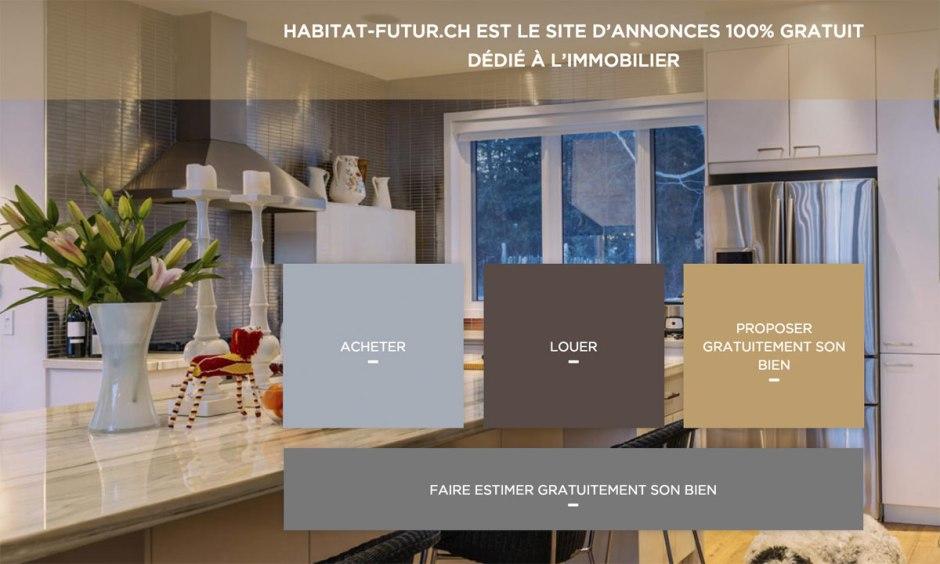 Le site Habitat-Futur semble bousculer le marché immobilier.
