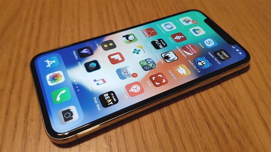 Après une semaine de test, l'iPhone X séduit toujours.